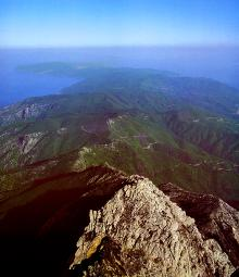 how to visit mount athos